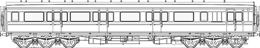 Scale drawing of D95