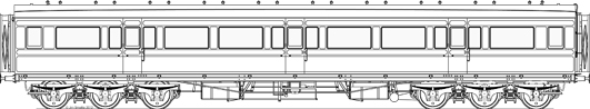 Scale drawing of D96