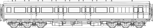 Scale drawing of D97A